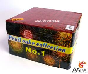 Profi cake collection No.1 - 100ran